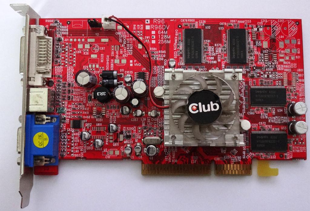 Club3d9600